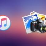 آموزش انتقال عکس به آیفون و آیپد در آیتونز