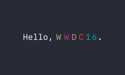 ویدیو کنفرانس WWDC سال ۲۰۱۶