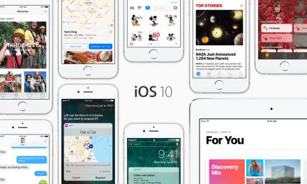 بررسی iOS 10
