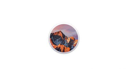 macOS Sierra Public Beta 6