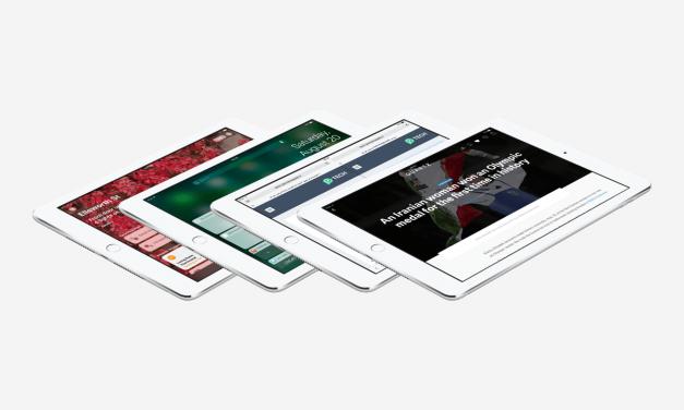 ویژگی های iOS 10 در آیپد