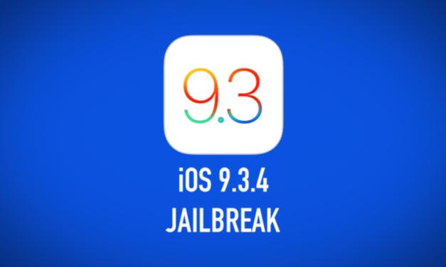 لوکا تودسکو می گوید iOS 9.3.4 را جیلبریک کرده است