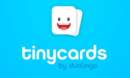 معرفی اپلیکیشن Tinycards
