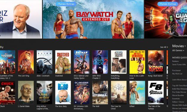 هالیوود تصمیم دارد تا فیلم های خود را چند هفته بعد از اکران برای اجاره در اختیار اپل قرار دهد