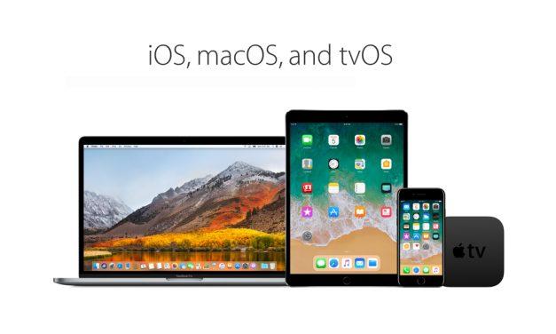 هفتمین نسخه آزمایشی از سیستمعاملهای اپل برای توسعه دهندگان منتشر شد