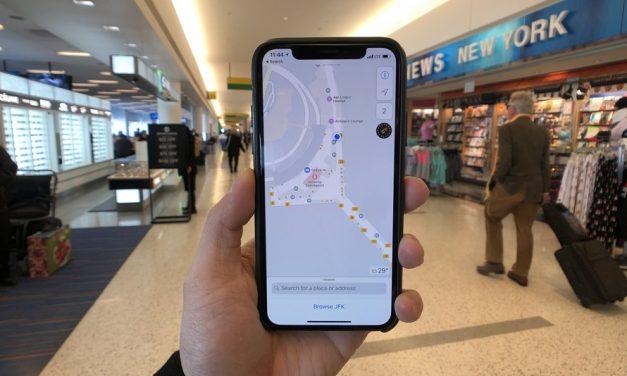 اپل نقشه داخلی فرودگاه های بزرگ جهان را به Apple Maps اضافه کرده است