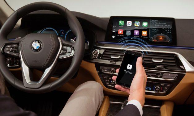 BMW تصمیم دارد برای CarPlay اپل سالانه 80 دلار حق اشتراک دریافت کند