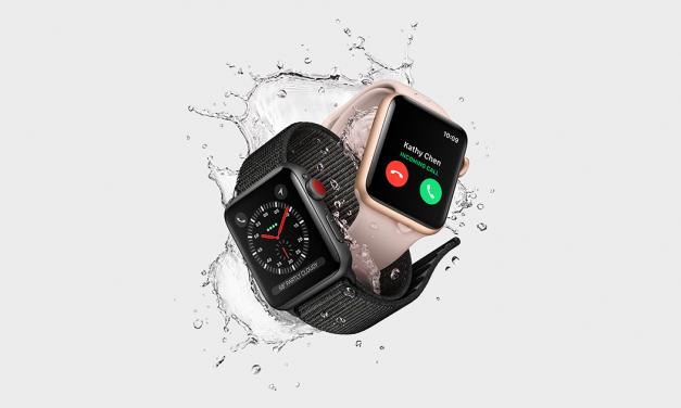 اپل واچ ، پرفروش ترین گجت پوشیدنی سال 2017
