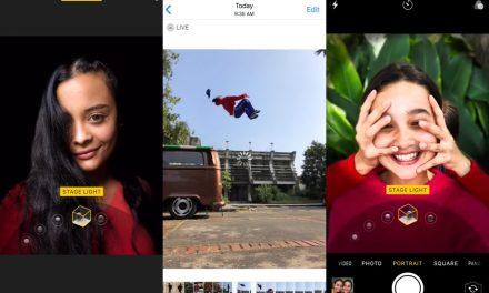 سه ویدیوی جدید اپل برای Portrait Selfie وLive Photo در آیفون X