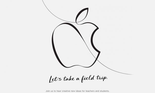 کنفرانس آموزشی اپل در تاریخ ٢٧ مارس برگزار خواهد شد