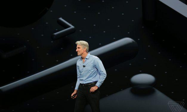 iOS 12 معرفی شد