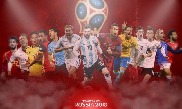 """والپیپر آیفون """"2018 FIFA World Cup"""""""