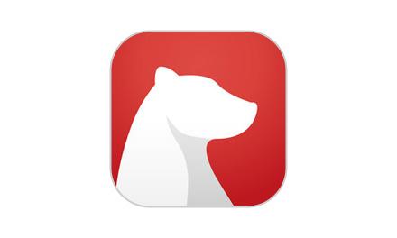 اپلیکیشن Bear