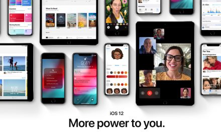 iOS 12 برای عموم منتشر شد