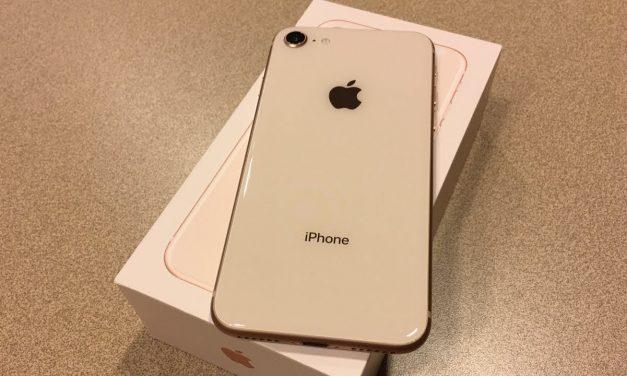 اپل اعلام کرده برخی مدل های آیفون 8 دارای مشکل در لاجیک بورد می باشند