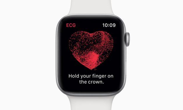 آموزش گرفتن نوار قلب توسط اپلیکیشن ECG در اپل واچ 4