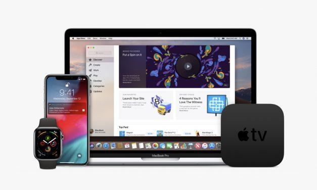 نسخه جدید iOS 12 و سایر سیستم عامل های اپل منتشر شد