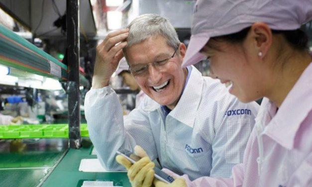چرا اپل آیفون را در آمریکا تولید نمی کند