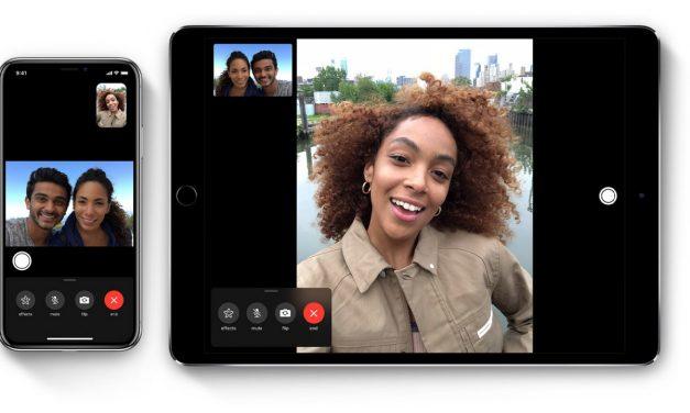 iOS 12.1.4 مشکل باگ فیس تایم گروهی را برطرف می کند