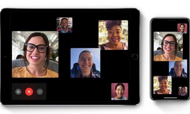 بروزرسان iOS 12.1.4 باگ فیس تایم گروهی را برطرف می سازد