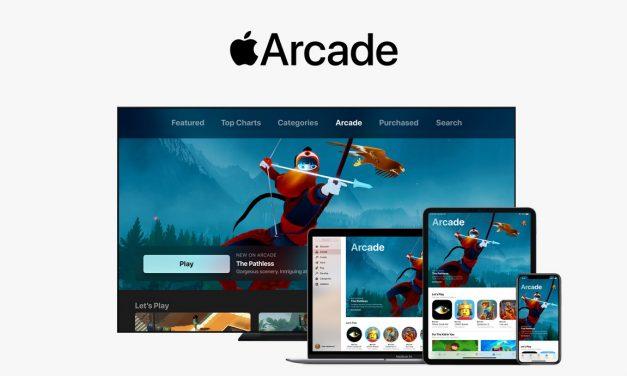 سرویس Apple Arcade معرفی شد