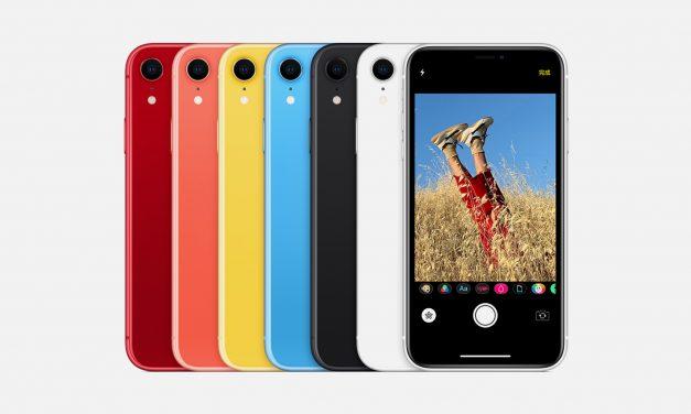 آیفون XR محبوب ترین گوشی هوشمند سه ماهه دوم 2019 در آمریکا