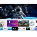پشتیبانی تلویزیون های سامسونگ از ایرپلی 2 و اپل تی وی