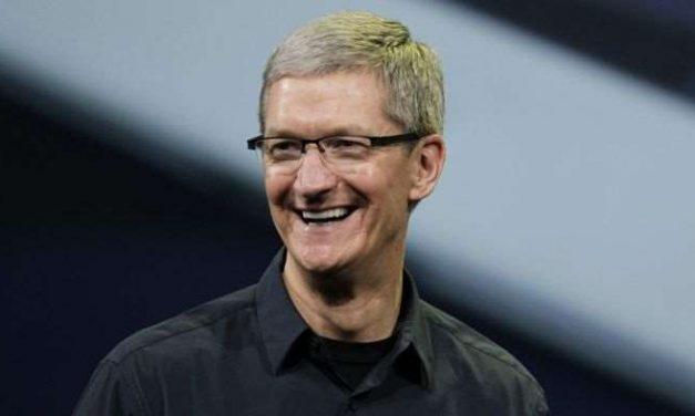 صحبت های تیم کوک درباره پایان جنگ قضایی بین اپل و کوالکام