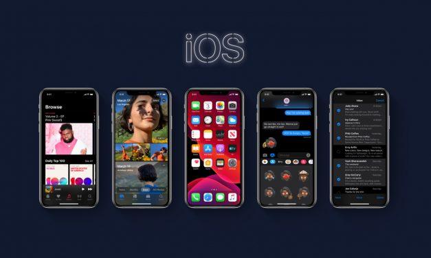 iOS 13 معرفی شد