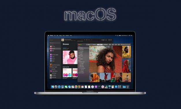 macOS Catalina معرفی شد