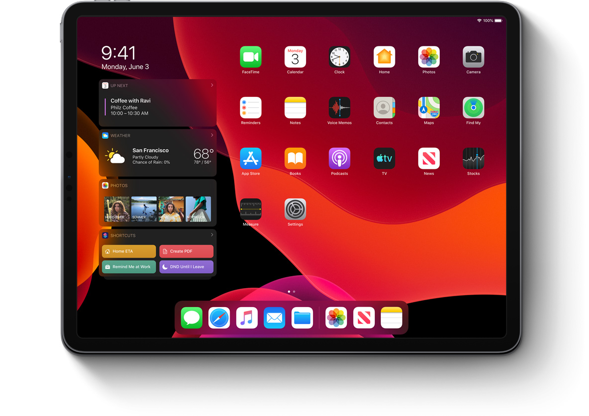 iPadOS_home_screen