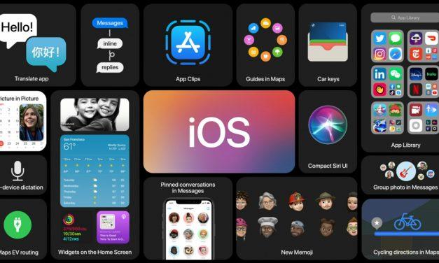 iOS 14 معرفی شد