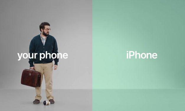 """4 ویدیوی تبلیغاتی اپل با موضوع """"مهاجرت به آیفون"""""""
