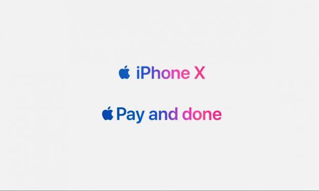 4 ویدیوی تبلیغاتی اپل برای آیفون ایکس و Apple Pay