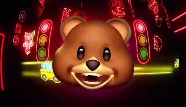 """تبلیغ انیموجی آیفون ایکس با عنوان """"Taxi Driver"""""""