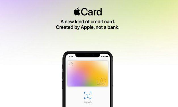 سرویس Apple Card معرفی شد