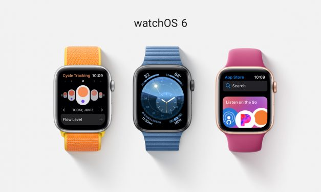 watchOS 6 معرفی شد