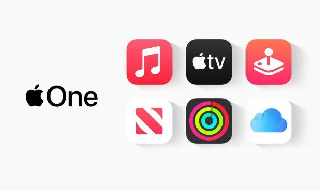 سرویس اشتراک Apple One معرفی شد