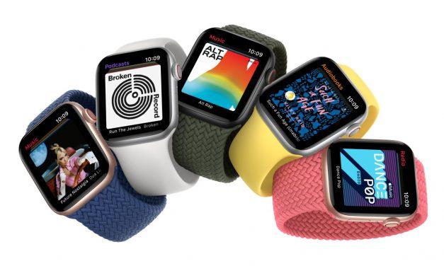 اپل واچ SE معرفی شد